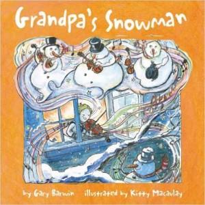 grandpa's snowma